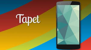 تحميل تطبيق Tapet للأندرويد مجاناً للأندرويد - رابط مباشر