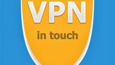 تحميل تطبيق VPN in Touch لتسريع الإنترنت للأيفون مجاناً