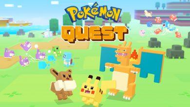 تحميل لعبة بوكيمون كويست Pokemon Quest للأندرويد - رابط مباشر مجاناً