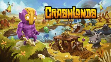 تحميل لعبة Crashlands للأندرويد مجاناً - رابط مباشر